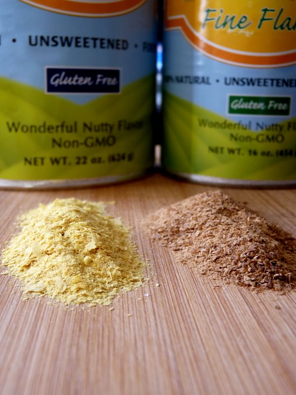 Nutritional Yeast and Brewers Yeast
